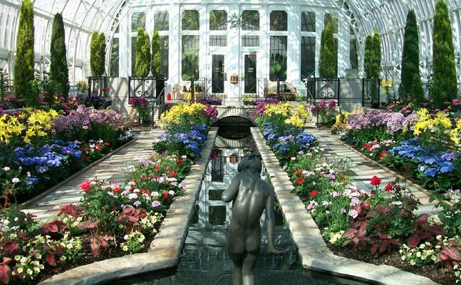 Beau Sunken Garden   Como Park Zoo And Conservatory Como Park Zoo And  Conservatory