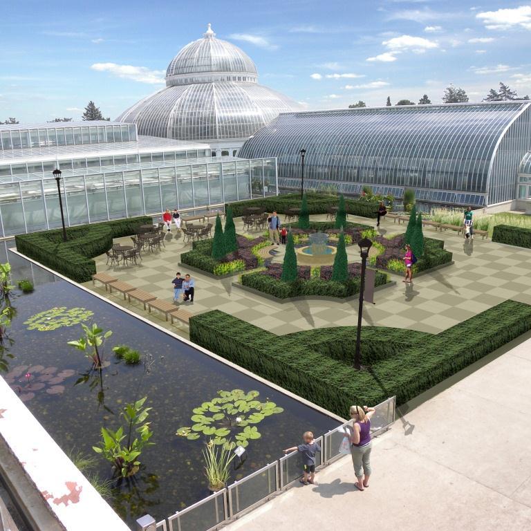 Centennial Garden compressed