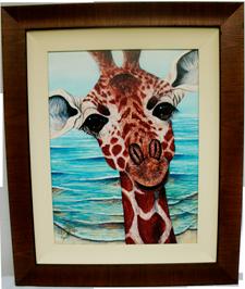 giraff-paintingw