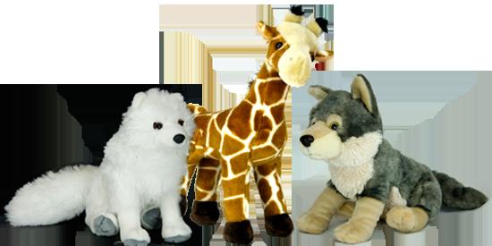 giraff-fox-wolf