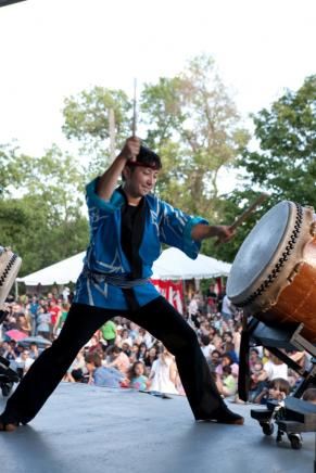 Japanese Obon Festival: Como Park Summer Checklist